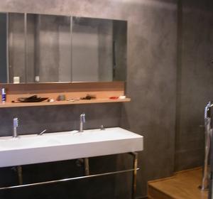 Essentiel - Architecture d'intérieur - Espace lavabos 2
