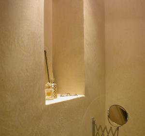 Essentiel - Architecture d'intérieur - Niche décorative en Tadelakt