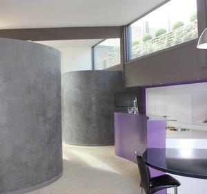 Essentiel - Architecture d'intérieur - Rénovation d'un entrepôt en loft Mouscron 2014