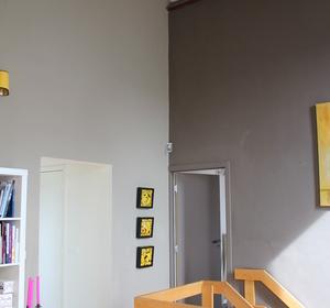 AVANT TRAVAUX  espace avant travaux 5M sous plafond
