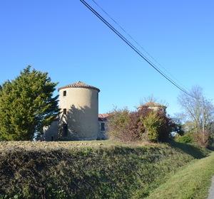 vue du moulin