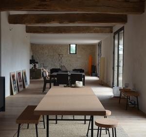 espace loft en finitions