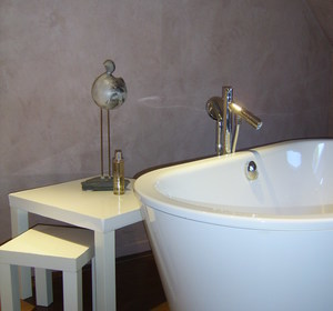 espace baignoire