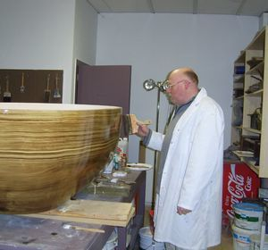 Essentiel Sprl - Baignoire en faux bois pour aquamass