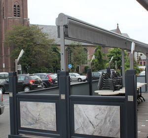 Essentiel Sprl - Terrasse d'une brasserie