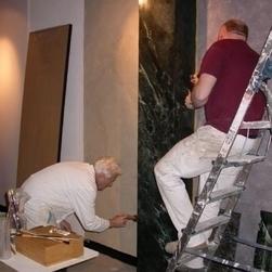 Essentiel Sprl -  Cours de peinture décorative